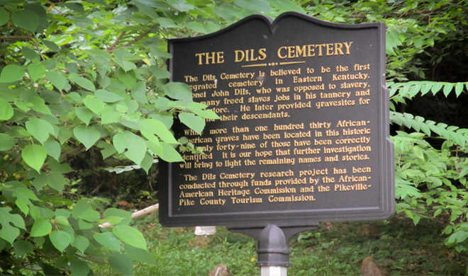Dils-Cemetery