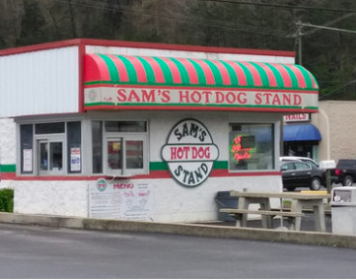 Sam's Hot Dog Stand