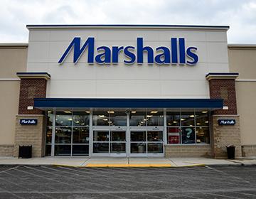 Marshalls Department Store