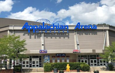 Appalachian wireless arena image