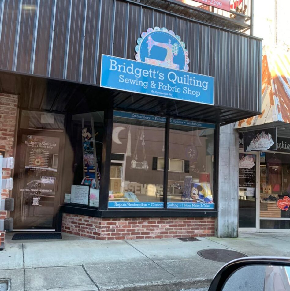 Bridgett's Quilting & Fabric Shop