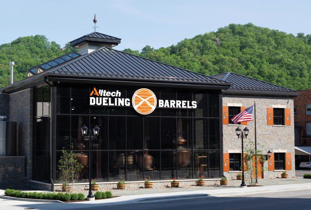 Dueling Barrels image