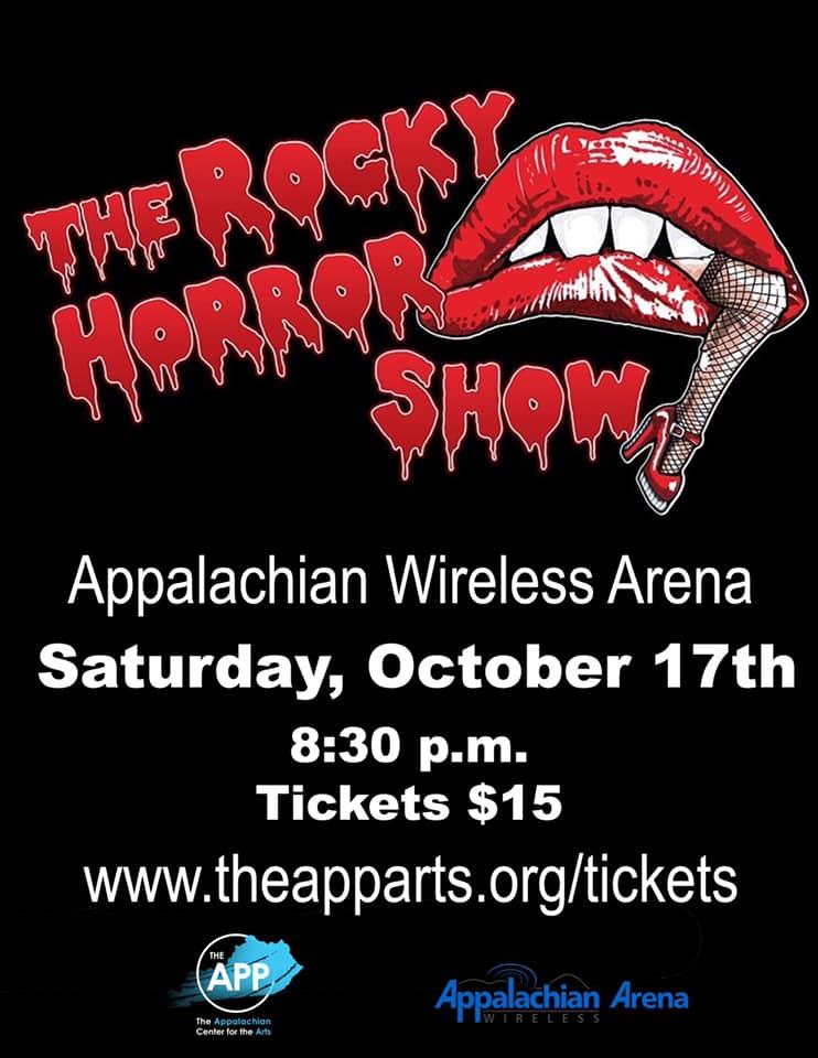 rocky horror flyer