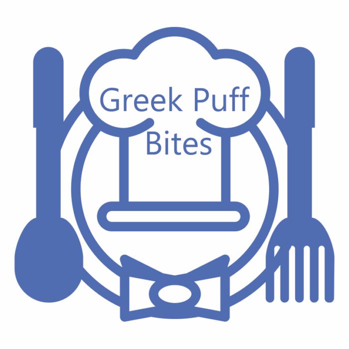 greek puff bites