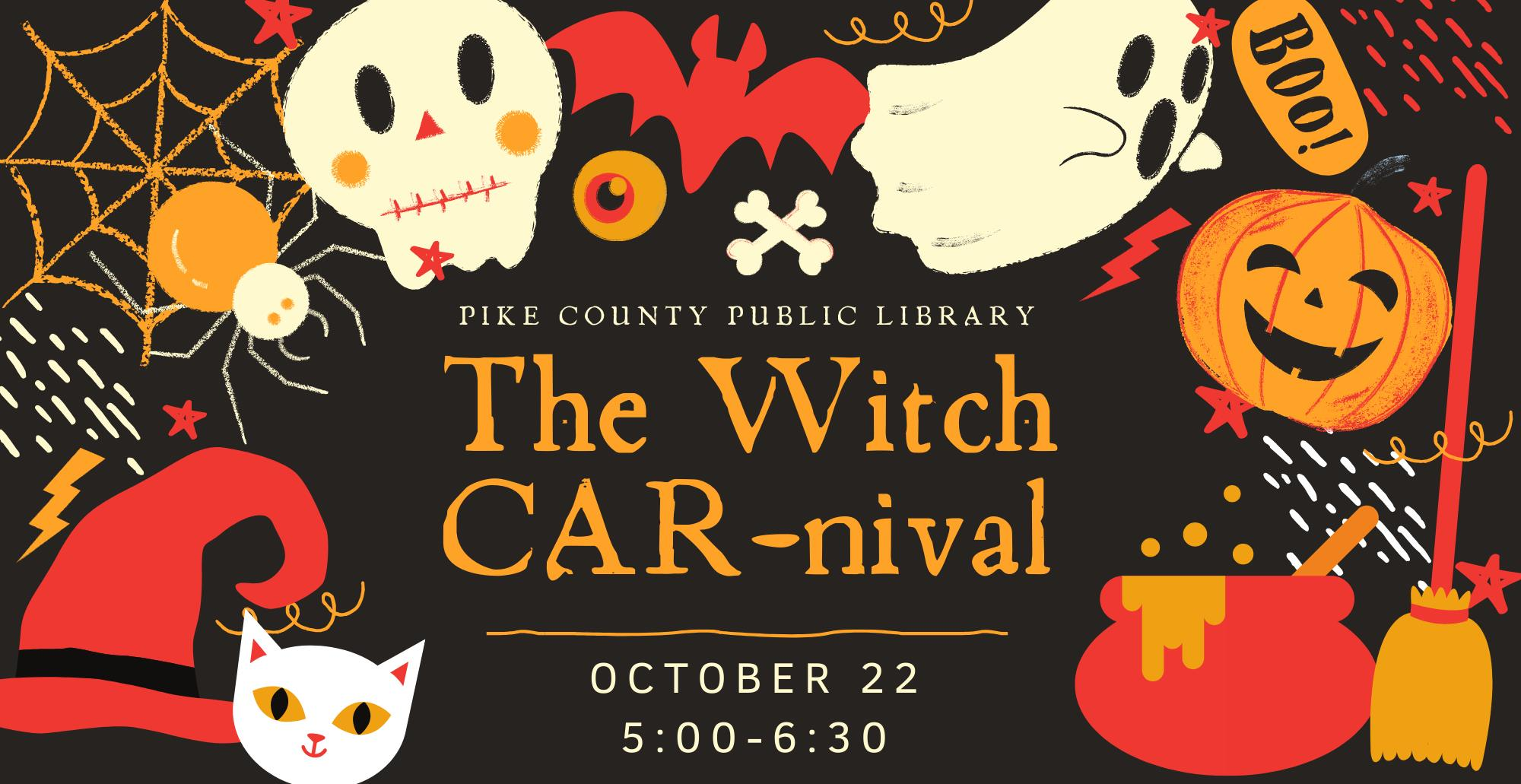 pike county library event