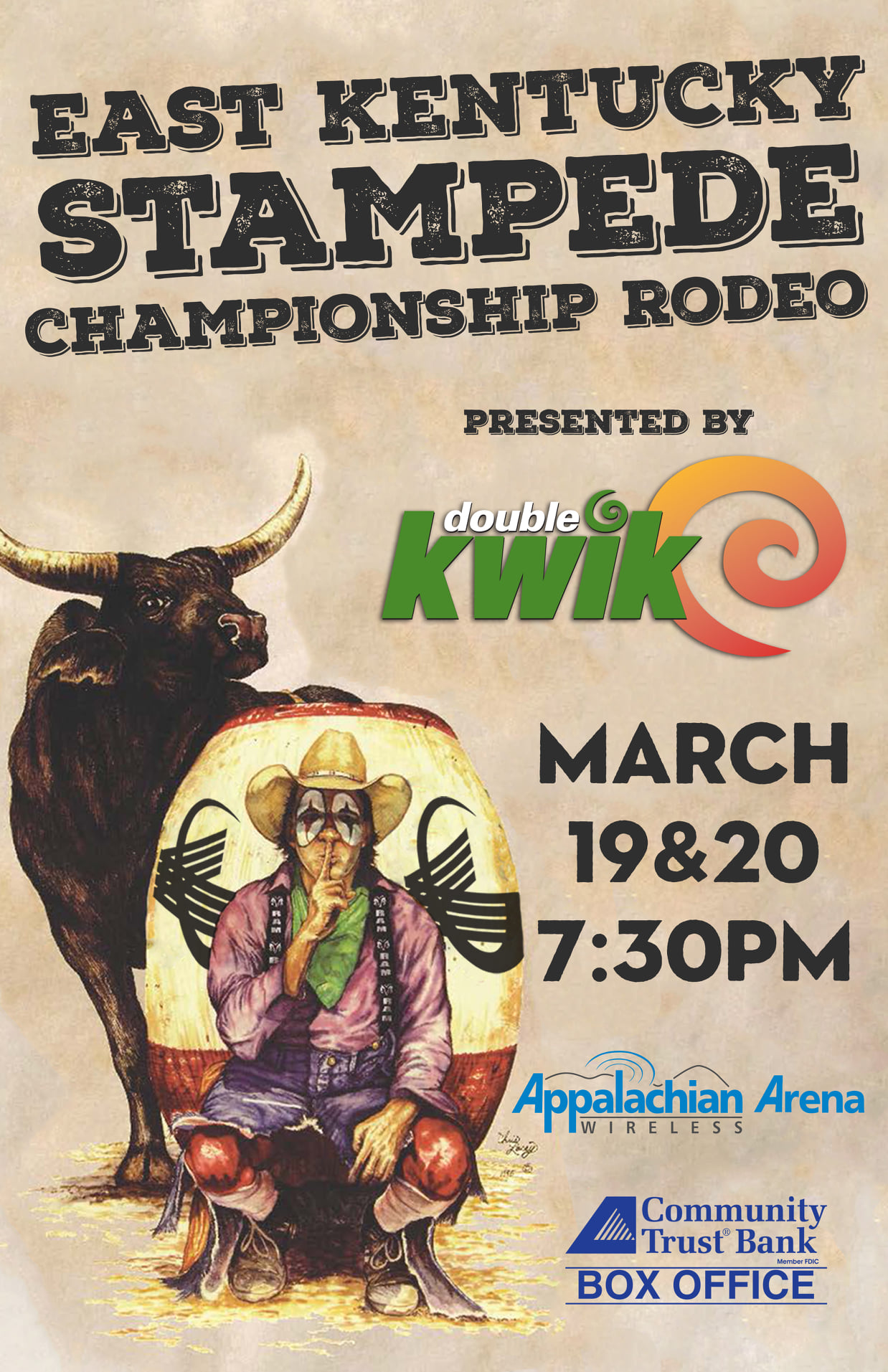 East Kentucky Stampede Championship Rodeo