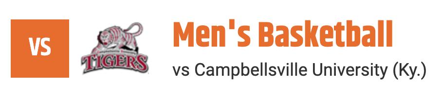 basketball vs campbellsville