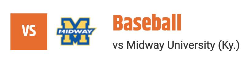 baseball vs miday