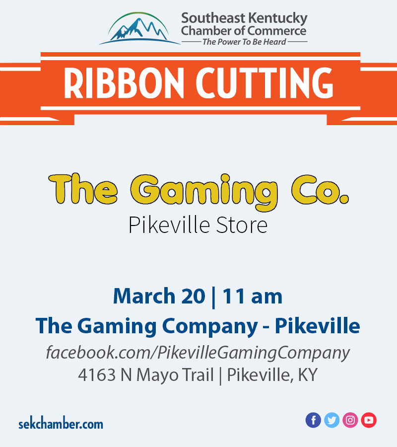 The Gaming Company Pikeville