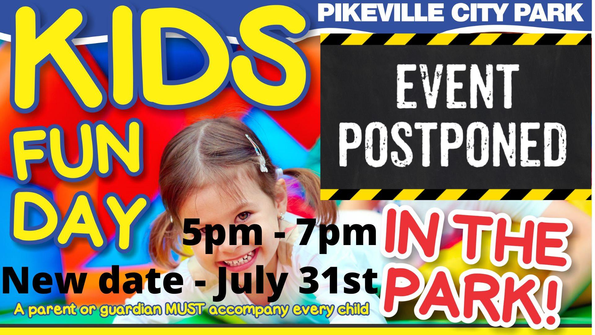 kids postponed