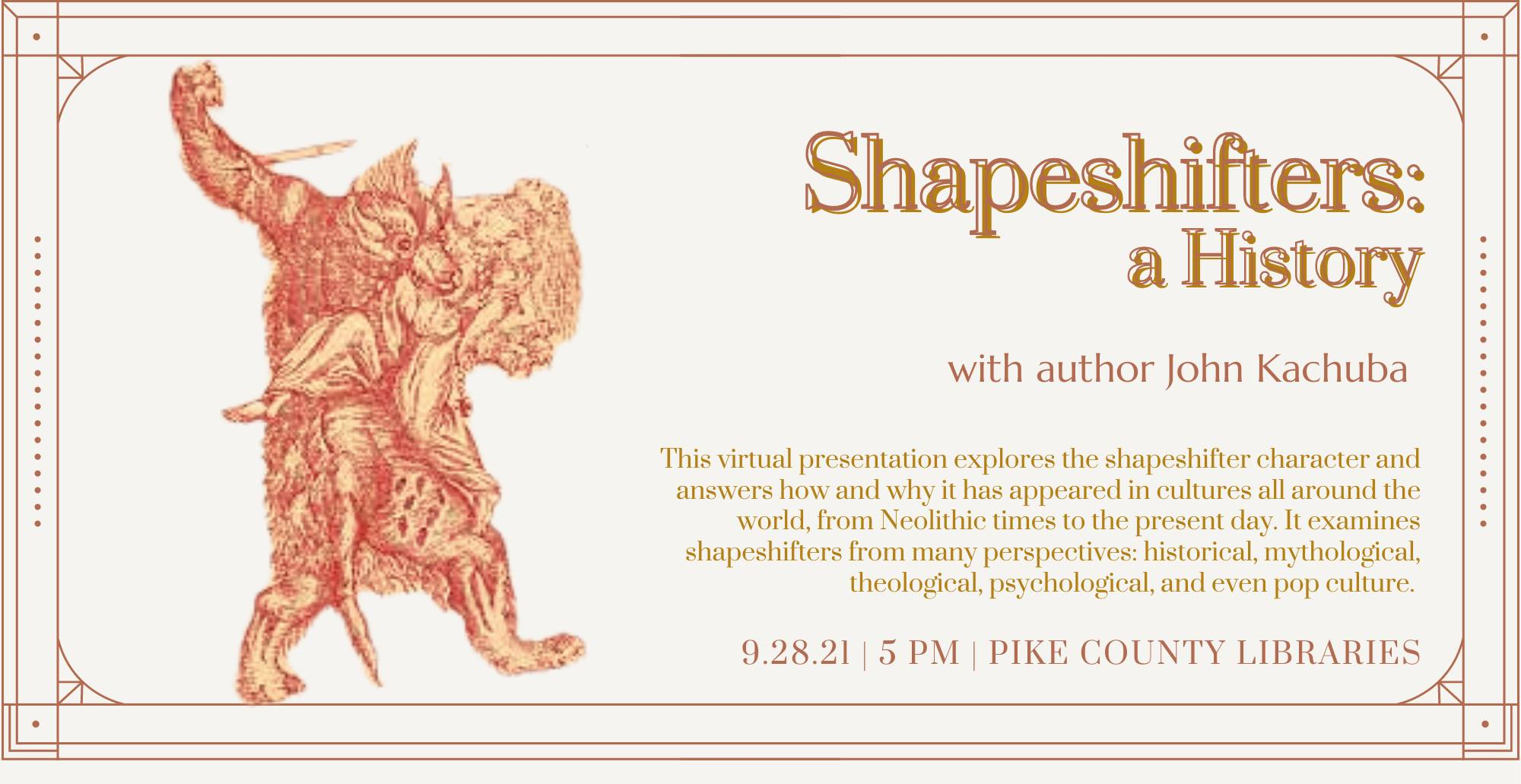 shapeshifters