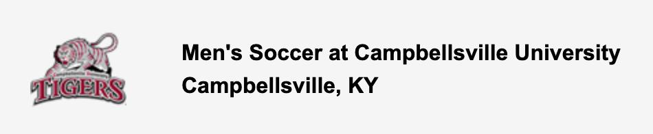 Men's Soccer at Campbellsville University