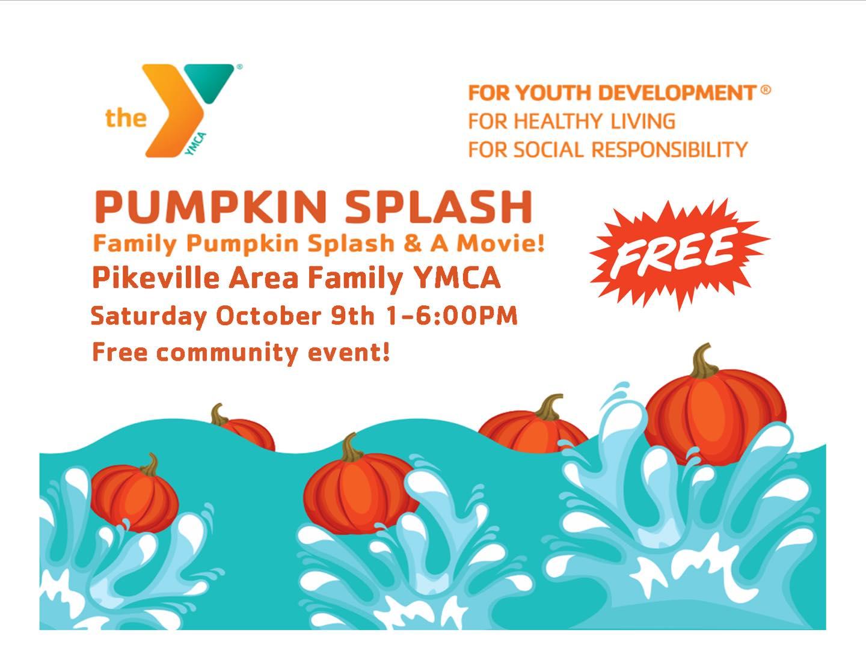 pumpkin splash